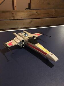 Star Wars vintage X-Wing fighter (1978)