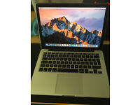 MacBook Pro - perfect condition and complete with three extras