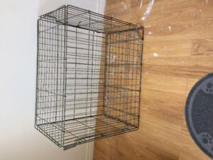 cage taille chien moyen