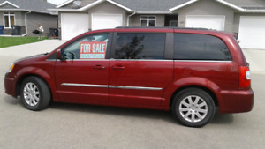 2013 Chrysler Town & Country Van - $16,500