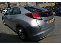 2012 Honda Civic 1.8 i-VTEC EX Automatic Petrol Hatchback