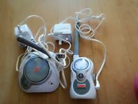 FISHER-PRICE SOUNDS and LIGHTS BABY MONITOR