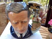 Prince Charles character jug
