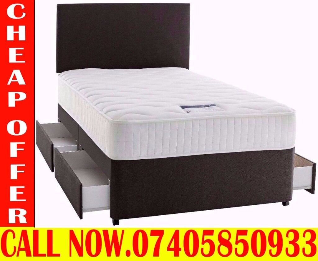 BRAND NEW Double King Size Single Bed With Mattress. Cinebarin Hyde Park, LondonGumtree - FREE SAME DAY DELIVERY Please click .See all ads. at the top to see more Beds and other furniture in our store. CALL NOW.07405 850933