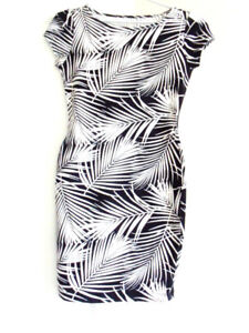 TROPICAL PRINT DRESS $10