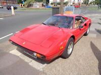 1980 V reg FERRARI 308 GTBi 2.9 LHD TEXAS DRY STATE IMPORT LOW MILES