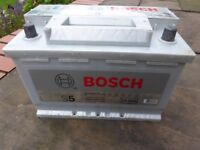 Bosch S5008 type 096 car battery