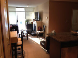 2 Bedroom 2 Bathroom Luxury Furnished Condo in New Westminster