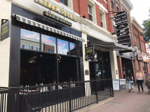 Restaurant on Whyte Avenue - For sale