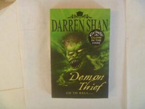 DARREN SHAN Paperbacks - 10 to choose from