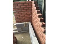 Bricklayers team