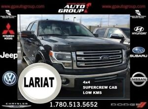 2013 Ford F-150 Lariat   High Tech Features