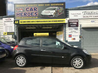 2008 RENAULT CLIO 1.2 TCE 16v DYNAMIQUE * 12 MONTH ( AA ) WARRANTY INCLUDED
