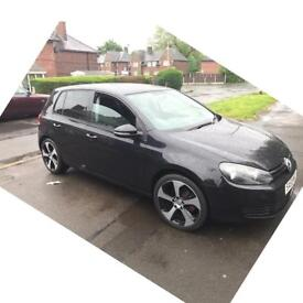 Golf 1.4s low mileage mk6 mint inside an out (Cheap insurance for 1st time drivers)