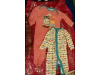 Baby grows 3-6m