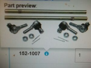 GRIZZLY Tie rod UP grade KIT  LOWEST PRICE in CANADA !!!