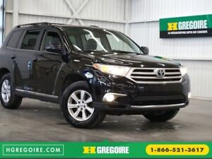2013 Toyota Highlander 4WD 7 Places