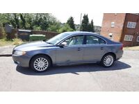 VOLVO S80 AUTO CREAM LEATHER FULLY LOADED HPI CLEAR SERVICE HISTORY