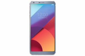 LG G6 silver locked to Rogers