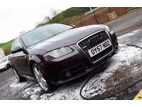 Audi A3 2.0 TDI S-LINE *low miliage*