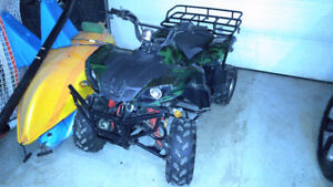 GREAT DEAL – Full size adult Hummer ATV