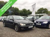 2004 04 LEXUS IS 200 2.0 SE 4DR 153 BHP