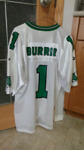 Signed Saskatchewan Roughriders Jersey