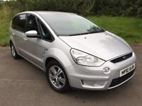 2010 Ford S-max 1.8 TDCI Zetec ***7 seater***