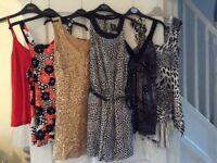 Ladies tops/dresses/playsuit Quiz Pilot jane norman south