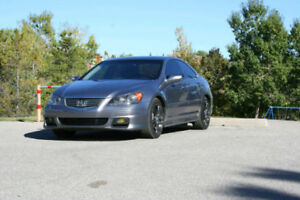 2008 Acura RL A-Spec Sedan
