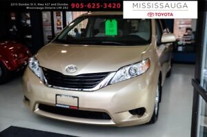 2011 Toyota Sienna 5dr LE 7-Pass FWD