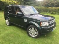 Land Rover Discovery 4 3.0SDV6 XS ( 255bhp ) 4X4 Auto 2012
