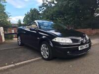 RENAULT MEGANE CONVERTIBLE 1.6 DYNAMIQUE KARMAN 12MOT FULL SERVICE HISTORY 85k ONLY 2 OWNERS!!