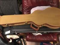 Les Paul epiphone guitar case