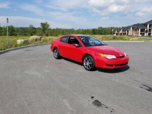 2005 Saturn ION Coupé Quad