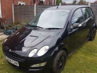 Smart Forfour cheap runner