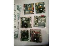 Motherboards / CPU / RAM [ Bundle ]