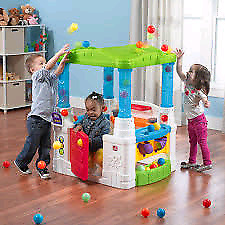 Step 2 ball fun house