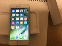 iPhone 6s 128gb gold unlocked to all networks £390 ONO Cash only, No PayPal Scams please
