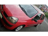 RENAULT CLIO EXPRESSION (1.2LIT) IN GOOD CONDITION