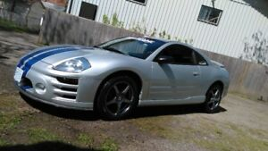 2003 Mitsubishi Eclipse GT 3L V6 (Texas Import)
