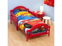 CARS single bed toddler/child