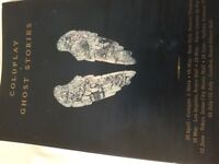 Coldplay - Limited Edition Ghost Stories Concert Poster. Only supplied to VIP guests. High quality.