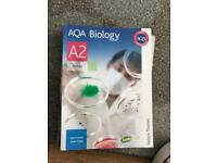 AQA A2 Biology Textbook
