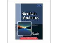 Quantum Mechanics By B.H. Bransden and C. J. Joachain