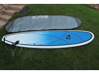 "7'6"" Three fin Surfboard"
