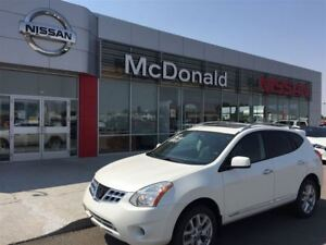 2011 Nissan Rogue SL Sunroof Navigation