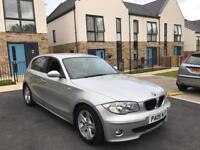 2005 05 BMW 120d SE 5 DOOR TOP OF THE RANGE LADY OWNER FSH MUST BE SEEN IMMACULATE DIESEL BARGAIN