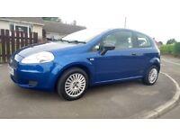 Fiat Punto Grande 1.2 Petrol 56 Reg