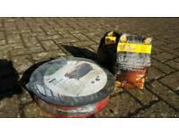 Barbeque set / picnic grill unused